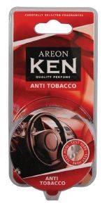 ΑΡΩΜΑΤΙΚΟ ΑΥΤΟΚΙΝΗΤΟΥ AREON KEN ANTI-TOBACCO αυτοκίνητο  amp  μηχανή αξεσουαρ καμπινασ αποσμητικα