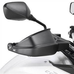 ΧΟΥΦΤΕΣ BLACK ABS GIVI (HONDA CROSSRUNNER 800 15 > 18)