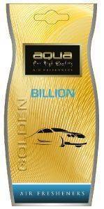 ΑΡΩΜΑΤΙΚΟ AQUA BILLION GOLDEN 00-010-050