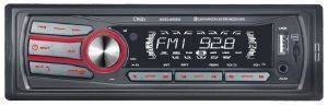 OSIO ACO-4520UBT CAR RADIO WITH ANDROID APP, BLUETOOTH USB, MICRO SD AND AUX-IN