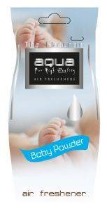 ΑΡΩΜΑΤΙΚΟ AQUA  NATURAL BABYPOWDER 00-010-068