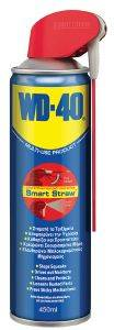 MULTI-USE WD-40 PRODUCT SMART STRAW 450ML