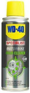 ΚΑΘΑΡΙΣΤΙΚΟ ΑΛΥΣΙΔΑΣ WD-40 SPECIALIST MOTORBIKE CHAIN CLEANER 400ML