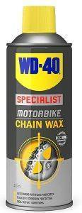 ΚΕΡΙ ΑΛΥΣΙΔΑΣ WD-40 SPECIALIST MOTORBIKE CHAIN WAX 400ML