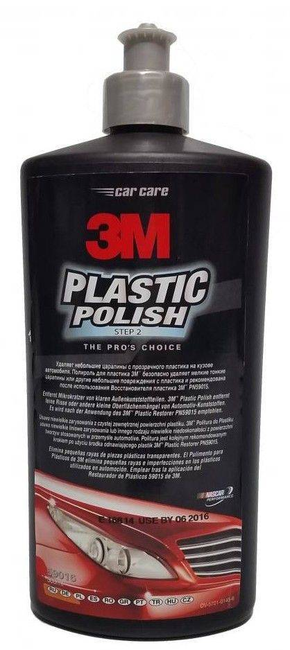 3M - ΑΛΟΙΦΗ PLASTIC POLISH 0.5LT (59016)