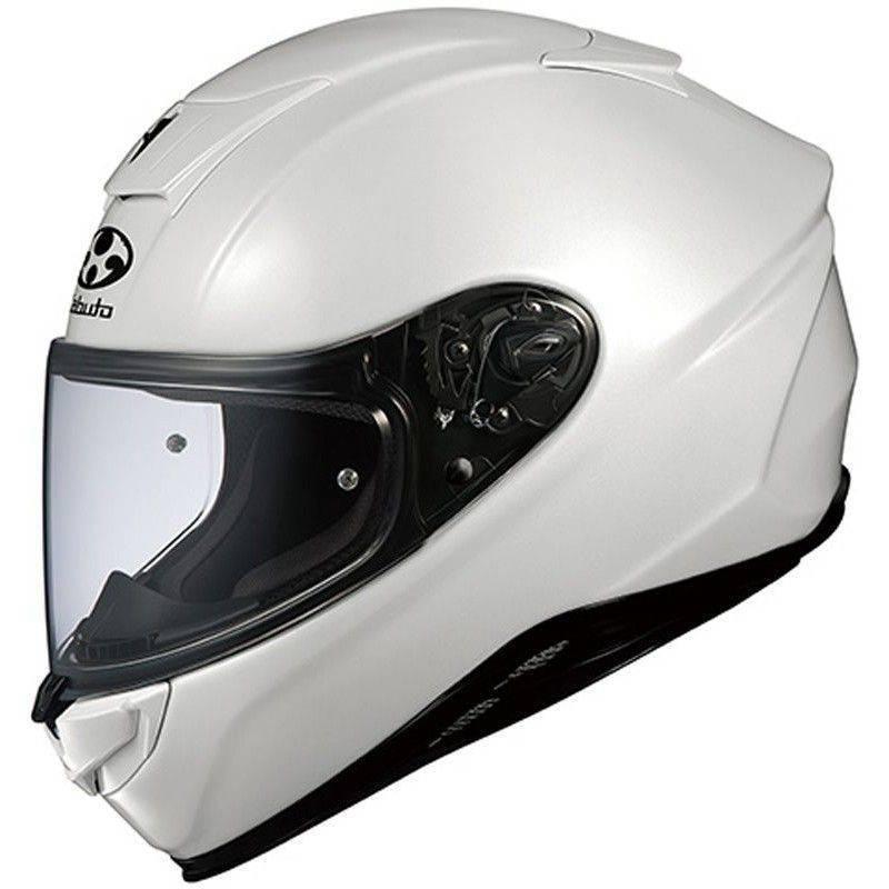ΚΡΑΝΟΣ KABUTO AEROBLADE-5 PEARL WHITE-XS