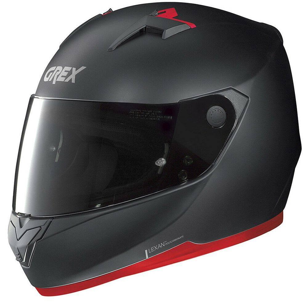 ΚΡΑΝΟΣ GREX G6.2 K-SPORT 10 FLAT BLACK-XS