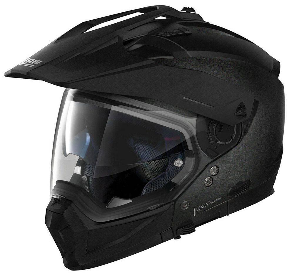 ΚΡΑΝΟΣ NOLAN N70-2 X SPECIAL N-COM 9 BLACK GRAPHITE-XL