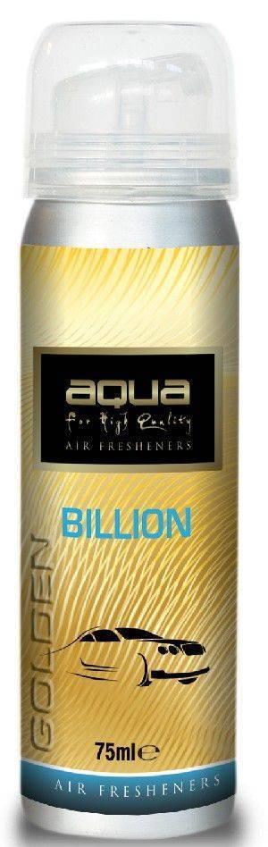 ΑΡΩΜΑΤΙΚΟ AQUA BILLION GOLDEN 75ML 00-010-252