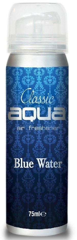 ΑΡΩΜΑΤΙΚΟ SPRAY AQUA BLUE WATER CLASSIC 75ML 00-010-062