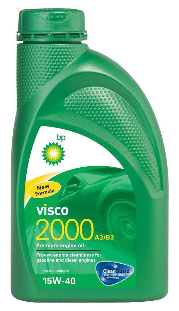 ΛΙΠΑΝΤΙΚΟ BP VISCO 2000 A3/B3 15W-40 1LT