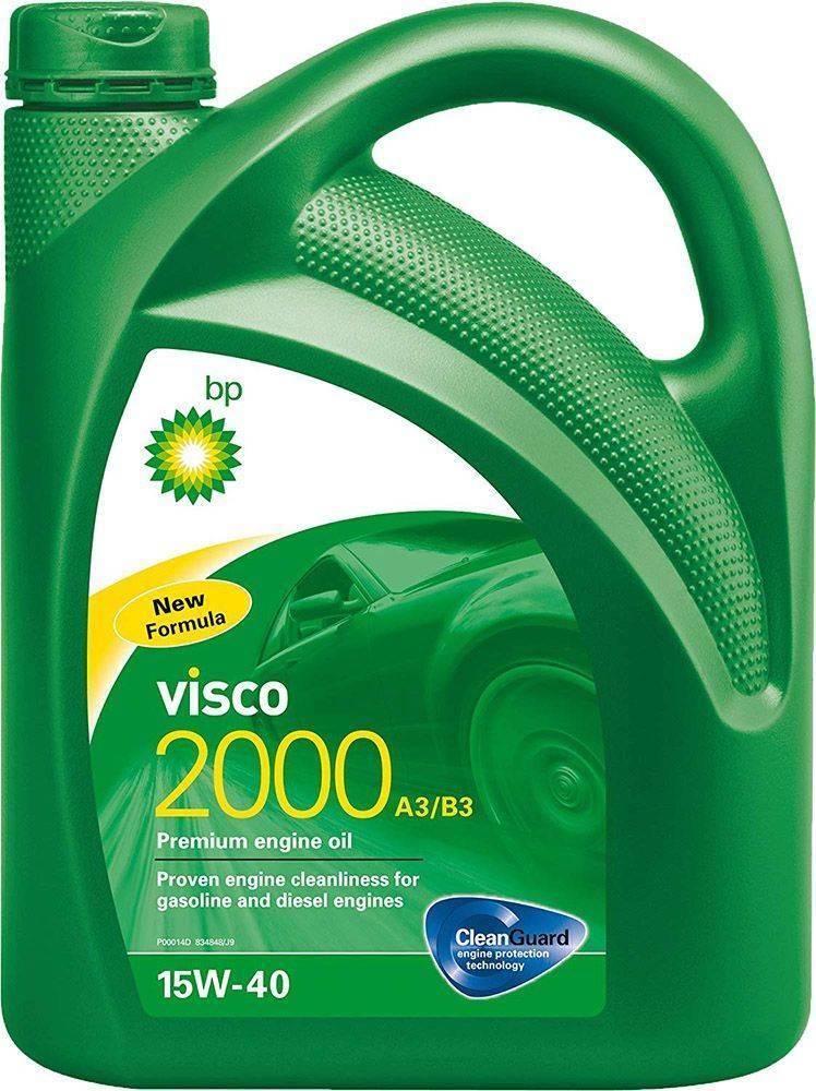 ΛΙΠΑΝΤΙΚΟ BP VISCO 2000 A3/B3 15W-40 4LT