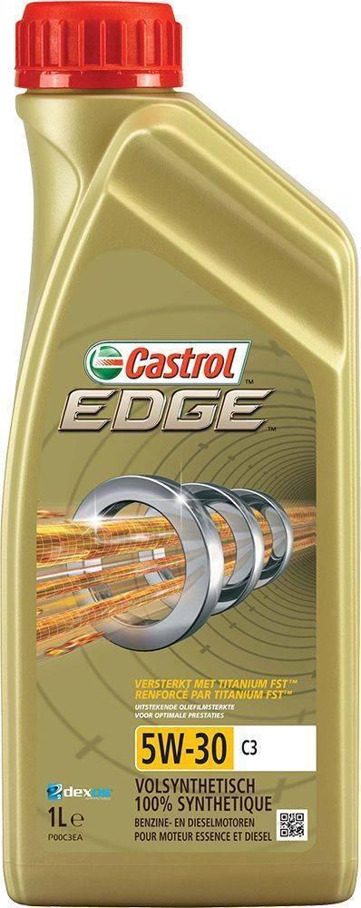 ΛΙΠΑΝΤΙΚΟ CASTROL EDGE 5W30 1LT