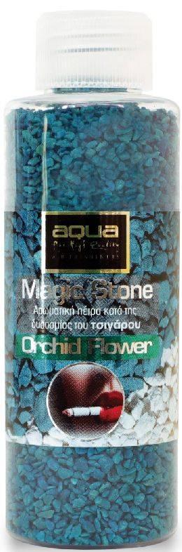 ΑΡΩΜΑΤΙΚH ΦΥΣΙΚΗ ΟΡΥΚΤΗ ΠΕΤΡΑ ORCHID FLOWER  00-010-353