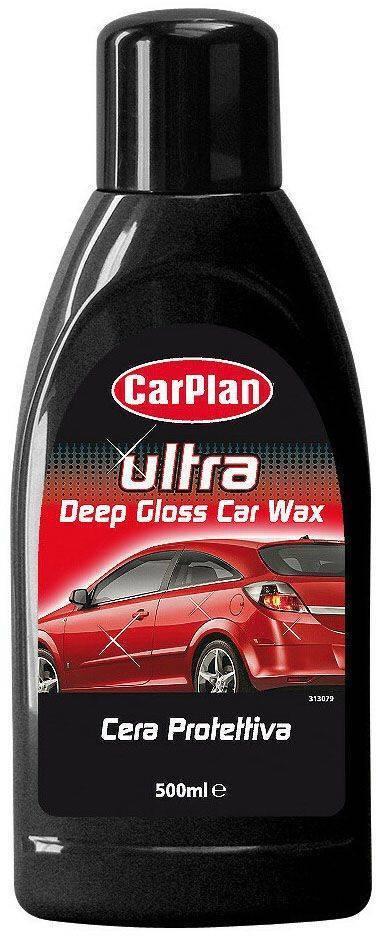 ΚΕΡΙ ΓΥΑΛΙΣΜΑΤΟΣ ULTRA CARPLAN ULTRA DEEP GLOSS CAR WAX 500ML