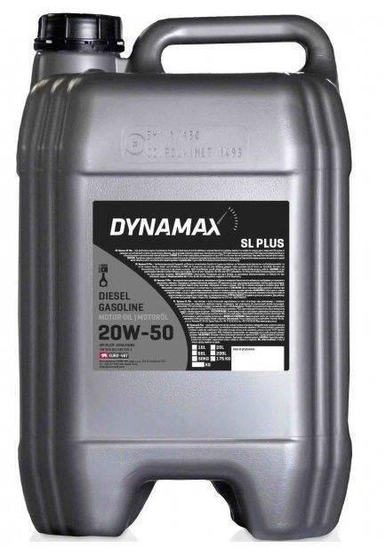 ΛΙΠΑΝΤΙΚΟ DYNAMAX 20W50 SL PLUS 20L