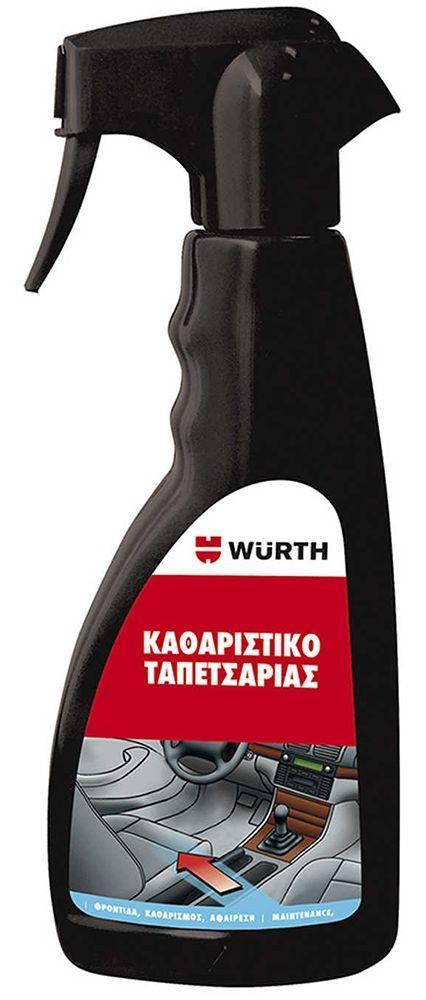 ΚΑΘΑΡΙΣΤΙΚΟ ΤΑΠΕΤΣΑΡΙΑΣ WURTH 500ML (0890140500)