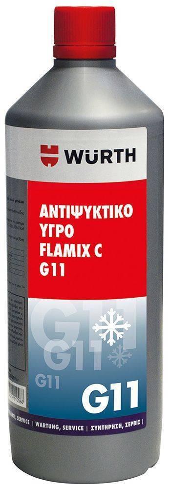ΑΝΤΙΨΥΚΤΙΚΟ ΥΓΡΟ WURTH FLAMIX C G11 1LT (5861500107)