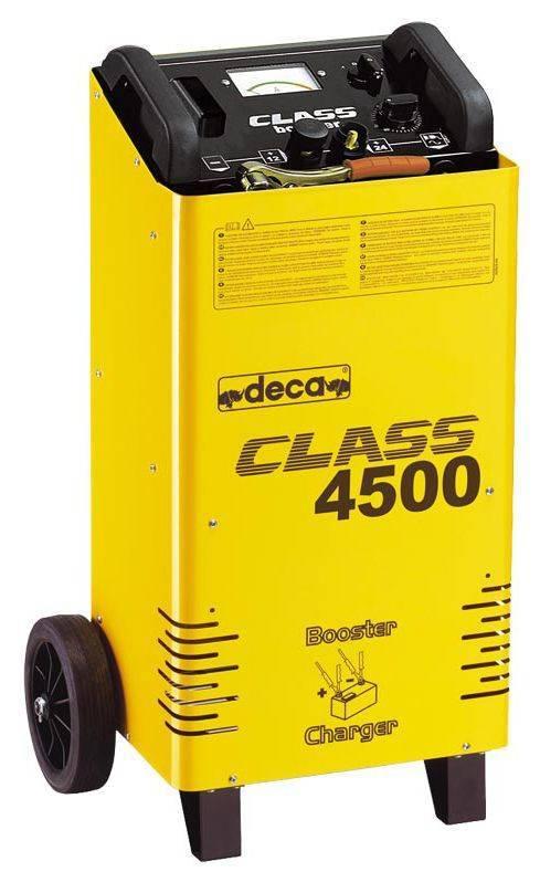 ΦΟΡΤΙΣΤΗΣ ΕΚΚΙΝΗΤΗΣ 75/500Α DECA CLASS B 4500