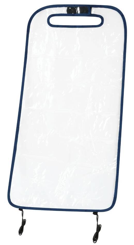 ΠΡΟΣΤΑΤΕΥΤΙΚΟ ΚΑΛΥΜΜΑ ΠΛΑΤΗΣ ΚΑΘΙΣΜΑΤΟΣ LAMPA SEAT-PROTECTOR 43X75CM  40101