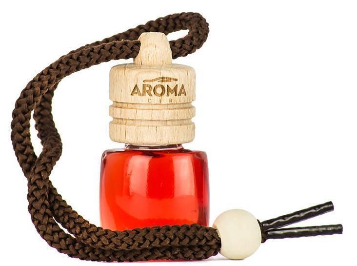 ΑΡΩΜΑΤΙΚΟ (ΚΡΕΜΑΣΤΟ) ΥΓΡΟ AROMA WOOD - ANTITOBACCO (6 ML) 63117