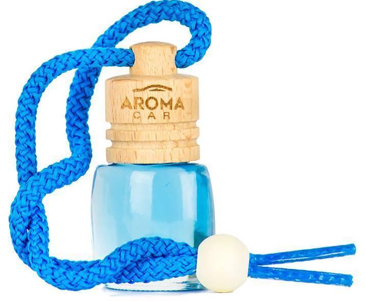 ΑΡΩΜΑΤΙΚΟ ΥΓΡΟ (ΚΡΕΜΑΣΤΟ) AROMA WOOD - AQUA (6 ML) 92039