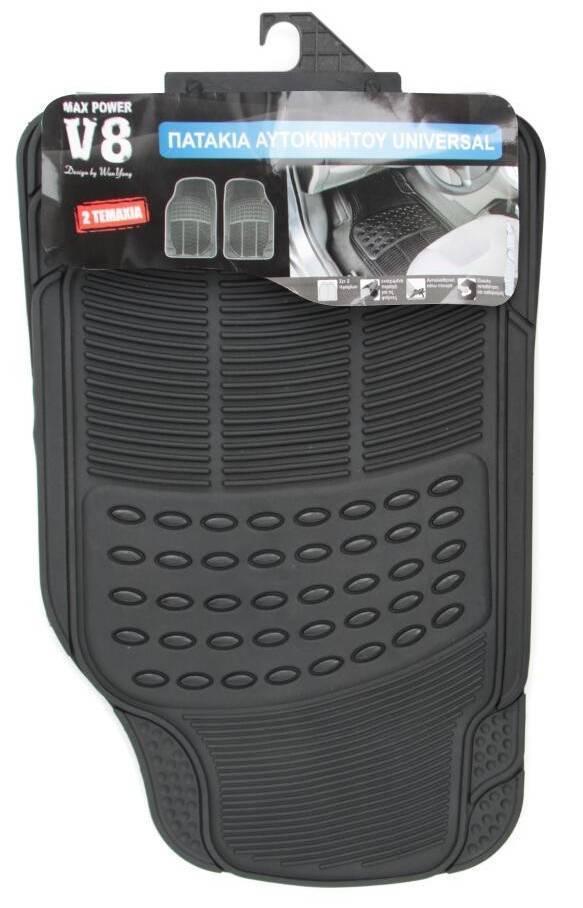 ΠΑΤΑΚΙΑ ΣΕΤ 2 ΤΕΜΑΧΙΩΝ ΛΑΣΤΙΧΟ V8 MAX POWER (T13115)