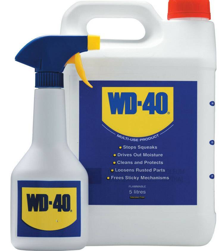 MULTI-USE WD-40 PRODUCT 5L ΚΑΙ ΨΕΚΑΣΤΗΡΑΣ