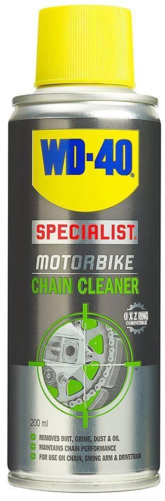ΚΑΘΑΡΙΣΤΙΚΟ ΑΛΥΣΙΔΑΣ WD-40 SPECIALIST MOTORBIKE CHAIN CLEANER 400ML