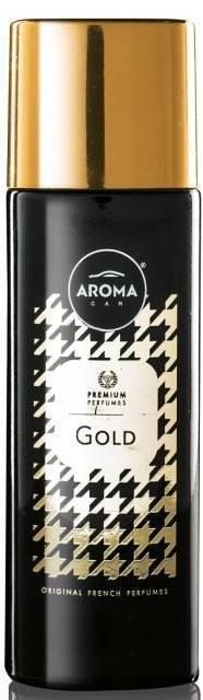 ΑΡΩΜΑΤΙΚΟ ΣΕ ΣΠΡΕΥ AROMA PRESTIGE SPRAY - GOLD (50ML) (A92533)
