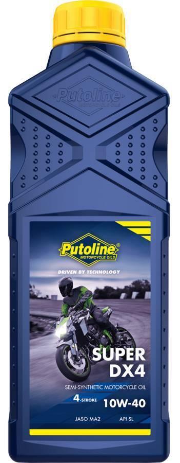 ΛΙΠΑΝΤΙΚΟ MOTO PUTOLINE DX-4 SEMISYNT 10W40 1L 70183