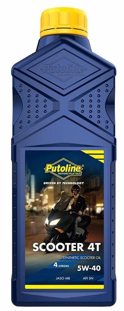 ΛΙΠΑΝΤΙΚΟ MOTO PUTOLINE SCOOTER SYNTEC. 5W40 1L 70424