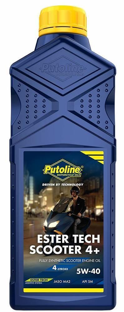 ΛΙΠΑΝΤΙΚΟ MOTO PUTOLINE SCOOTER+ SYNTEC. 5W40 1L 70645