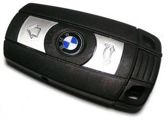 ΤΗΛΕΧΕΙΡΙΣΤΗΡΙΟ BMW ΜΕ 3 ΚΟΥΜΠΙΑ ΚΑΙ PCF7945 CHIP (433 MHZ)