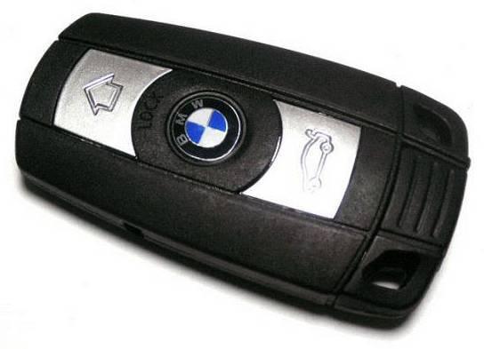 ΤΗΛΕΧΕΙΡΙΣΤΗΡΙΟ BMW ΜΕ 3 ΚΟΥΜΠΙΑ ΚΑΙ PCF7945 CHIP (868 MHZ)