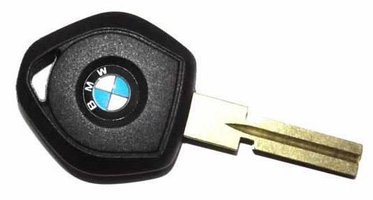 ΚΕΝΟ ΚΛΕΙΔΙ BMW ΜΕ ΥΠΟΔΟΧΗ ΓΙΑ CHIP ΚΑΙ ΛΑΜΑ HU58T00