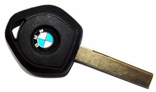 ΚΕΝΟ ΚΛΕΙΔΙ BMW ΜΕ ΥΠΟΔΟΧΗ ΓΙΑ CHIP ΚΑΙ ΛΑΜΑ HU92RT00