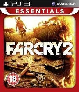 FAR CRY 2 ESSENTIALS - PS3