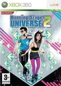 DANCING STAGE 2 - XBOX 360