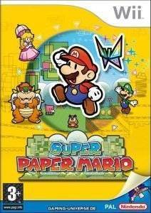 SUPER PAPER MARIO SELECTS - WII