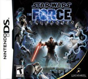 STAR WARS: THE FORCE UNLEASHED - NDS