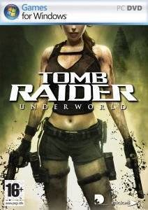 TOMB RIDER UNDERWORLD - PC ηλεκτρονικά παιχνίδια pc games action adventure