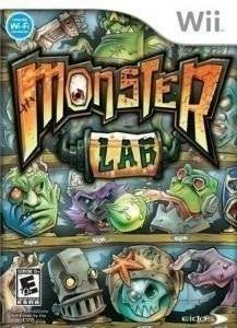 MONSTER LABS - WII ηλεκτρονικά παιχνίδια wii games action adventure