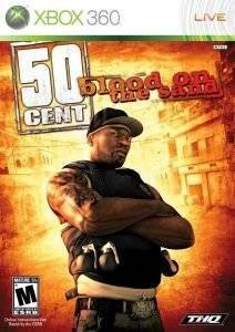 50 CENT: BLOOD ON THE SAND - XBOX 360