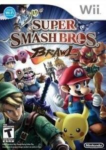 SUPER SMASH BROS BRAWL - WII ηλεκτρονικά παιχνίδια wii games fighting