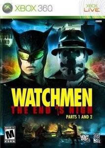 WATCHMEN THE END IS NIGN PART 1 & 2