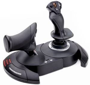 THRUSTMASTER T-FLIGHT HOTAS X FOR PC/PS3