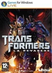 TRANSFORMERS 2: THE REVENGE OF THE FALLEN