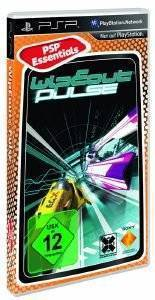 WIPEOUT: PULSE ESSENTIALS - PSP ηλεκτρονικά παιχνίδια psp games racing