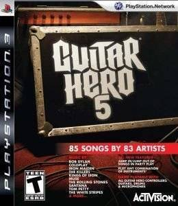 GUITAR HERO 5 - STAND ALONE GAME